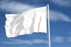 White Flag Stock Images