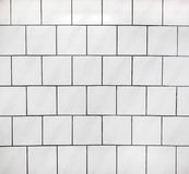 White flagstone Stock Images