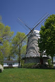 White Fleming Windmill. Scenic view of White Fleming Windmill in Lasalle, Canada Royalty Free Stock Image
