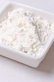 White flour Stock Images