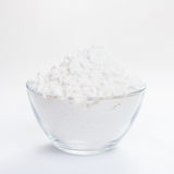 White flour for baking Stock Photos