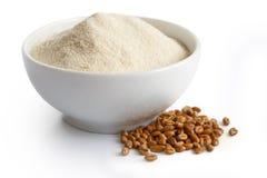 White flour Royalty Free Stock Photo