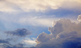 Free White Fluffy Clouds And Blue Sky Texture And Background Royalty Free Stock Image - 94731476