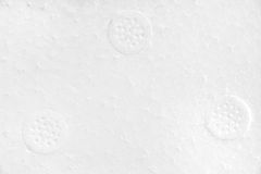 White foam texture Stock Photos