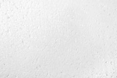 White foam texture Royalty Free Stock Image