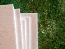 White foam texture. Royalty Free Stock Image