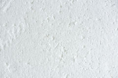 White foam textured Royalty Free Stock Image