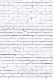White fogy brick wall Stock Photo