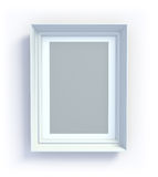 White Frame Royalty Free Stock Image