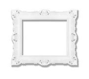 White frame Stock Image