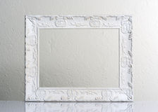 White frame Royalty Free Stock Photos