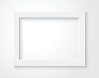 White frame Royalty Free Stock Images