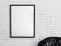 White frame Royalty Free Stock Images