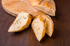 White french baguette Royalty Free Stock Photography