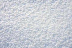 White fresh snow texture, background. Abstract fresh snow texture detail background. Selective focus used Royalty Free Stock Photography