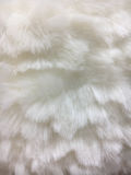 White fur background Royalty Free Stock Images