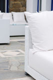 White Furniture Royalty Free Stock Photography