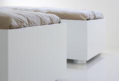 White Furniture Stock Images