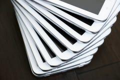 White 4G tablet Royalty Free Stock Photo