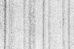 White galvanized ridged steel sheet texture. White galvanized ridged steel sheet, flat background photo texture Stock Photography