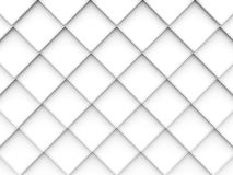 White Geometric Abstract Rithmic Background Royalty Free Stock Photo