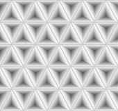 White Geometric Background Stock Photos