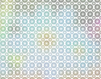 White Geometric Background wallpaper Royalty Free Stock Photos