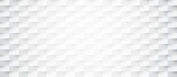 White geometric checkered texture pattern. Abstract background. White geometric checkered texture pattern. Abstract vector background royalty free illustration