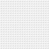 White geometric futuristic texture, seamless background Stock Photo