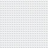 White geometric futuristic texture, seamless background Royalty Free Stock Photo