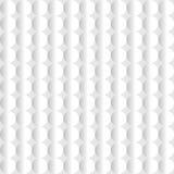 White geometric futuristic texture, seamless background Stock Photography