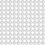 White geometric futuristic texture, seamless background Stock Images
