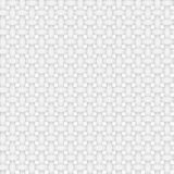 White geometric seamless texture. Abstract geometric pattern Stock Photo