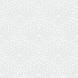White geometric texture in art deco style Stock Photography