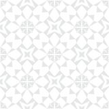 White geometric texture in art deco style Stock Images