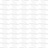 White geometric texture - seamless. Royalty Free Stock Photography