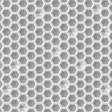 White Geometric Texture. Royalty Free Stock Photos