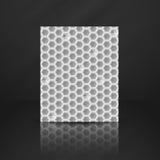 White Geometric Texture. Royalty Free Stock Photo