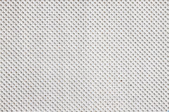 White geometrical texture of circles Stock Image