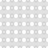 White geometry abstract seamless background Royalty Free Stock Images