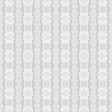 White geometry abstract seamless background Royalty Free Stock Photos