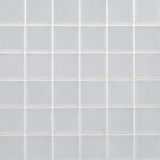 White glass block wall Royalty Free Stock Images