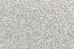 White glitter texture background Stock Photo