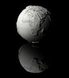 White Globe - Africa Stock Images