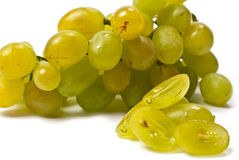 White grape Stock Images