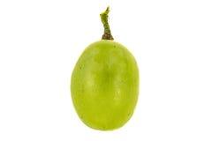 White grape cluster Stock Photo