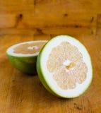 White grapefruit Royalty Free Stock Photos