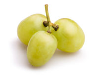 White grapes Royalty Free Stock Photography