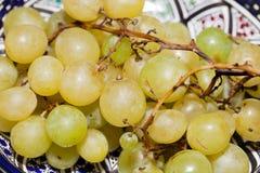 White grapes Stock Photos
