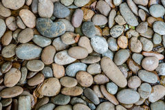 White gravel Royalty Free Stock Images
